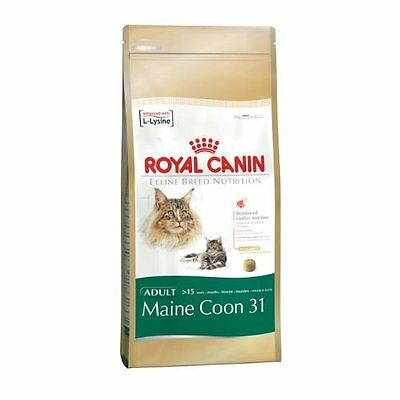 Royal Canin Feline Maine Coon Cat Dry Food Mix 4kg