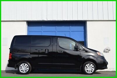 2017 Nissan NV SV Repairable Rebuildable Salvage Runs Great Project Builder Fixer Easy Fix Save