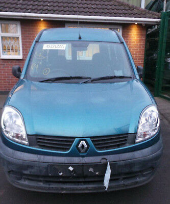 Renault Kangoo PH2 03-07 1.5 DCI Engine Parts Panels Breaking Spares MPV