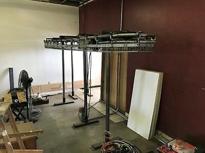 Saratoga Dry Cleaning Clothes Conveyor