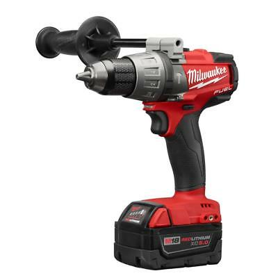 MILWAUKEE-2704-22 M18 FUEL™ 1/2 In. Hammer Drill/Driver Kit