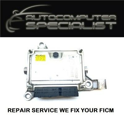 CHEVY GM DURAMAX DIESEL LLY LBY FUEL INJECTION MODULE FICM 6.6 REPAIR SERVICE