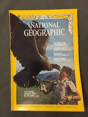 National Geographic May 1971 Nr. 5