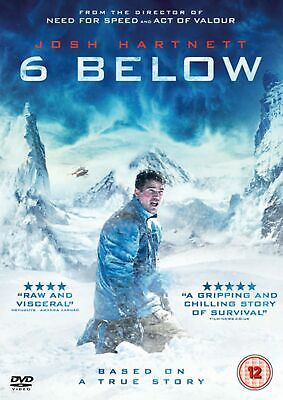 6 Below [DVD]