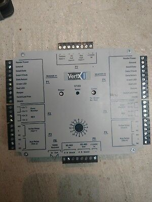 HID Vertx V100 Gateway Two Door Reader Interface