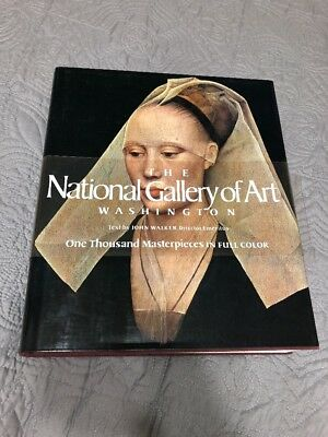 The National Gallery of Art Washington 1120 illustrations 1028 in color Abrams