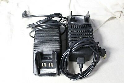 Lot of 2 Motorola charger NTN7209A  MXTS3000 XTS5000 HT1000 MT2000 JT1000