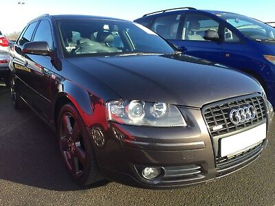05 Audi A3 Sportback 1.9 Tdi  Dsg S-Line Leather Climate, Xenons Pan Roof, Cat C