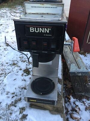 Bunn S-Series Commercial Coffee Maker