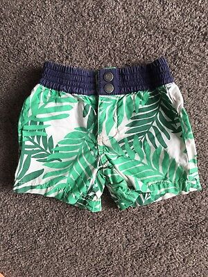 Country Road Baby Boys Shorts Boardies Size 3-6 Months