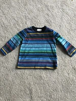 Paul Smith Baby Boys Long Sleeve Top Size 6 Months