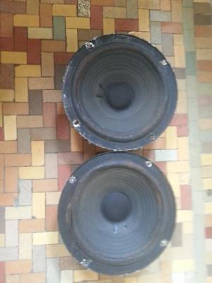 Vintage Acoustic Research AR 4x Bass drivers