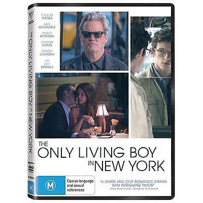 Only Living Boy In New York, The (2018) (DVD) (Region 4) New Release
