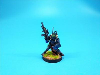Infinity Painted Ariadna Caledonian Mormaers (T2 Rifle)