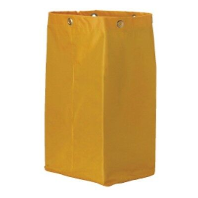 Oates Janitorial Trolly Yellow Bag # JA-002