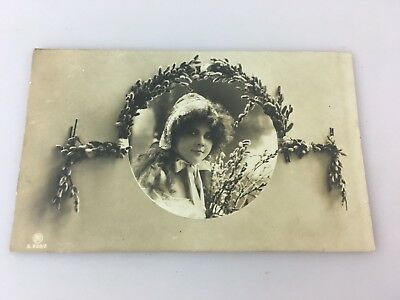Vintage Postcard - Photograph - Printed In Germany - Sent To South Australia