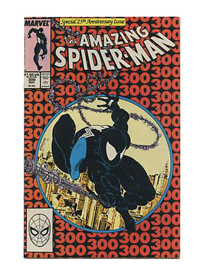 The Amazing Spider-Man #300 (May 1988, Marvel) cgc 9.6
