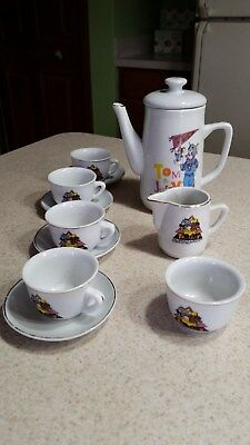 Tom and Jerry Tea Set Child Size