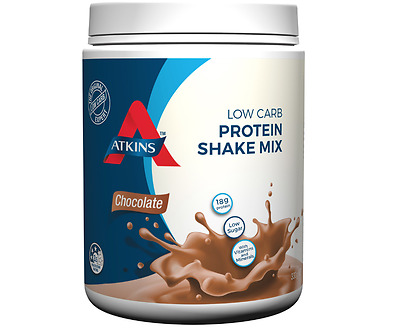 Atkins Low Carb Protein Shake - Chocolate 330g