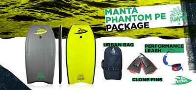 Manta Phantom BODYBOARD package