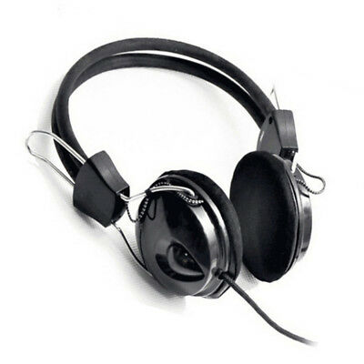 Headphone Headset With Mic For HP Dell Toshiba Sony Computer Laptop Pc Desktop