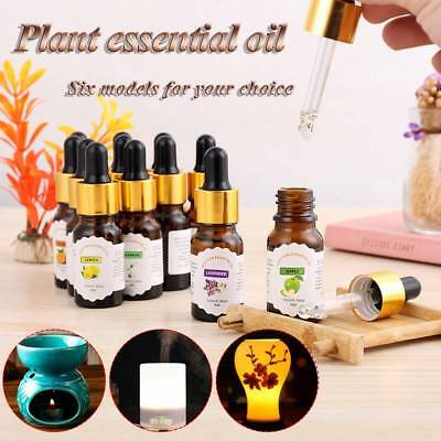 10ml Humidifier Essential Oils Pure Natural Plant Water Soluble Oil For Diffuser