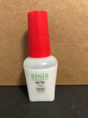 SNS PreBonded Signature Nail Dipping System Gel Top 15ml