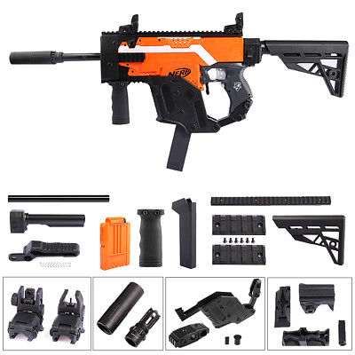 Worker Adjustable Grip Toy Accessories for nerf N-strike Elite Series Guide Rail