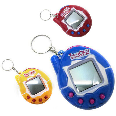 Kids/Adults Nostalgic 90S 49 Pets Toy Tamago-tchi in Virtual Cyber Pet Toys Gift