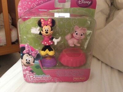 Bowtique Minnie Mouse Fisher Price