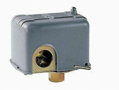 heavy duty water well pump pressure switch 20/40 psi with pump protection