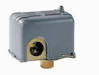 heavy duty water well pump pressure switch 30/50 psi with pump protection