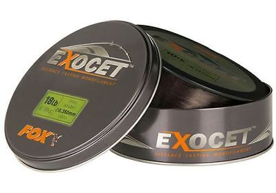 Fox Exocet MK2 Spod Braid 300m 20lb 0,18mm CBL013 Geflochtene Schnur Spodbraid