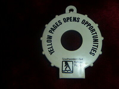 Southwestern Bell Yellow Pages Bottle Opener & Tab Puller