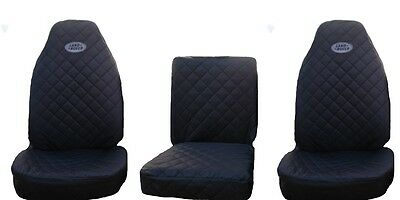 Front Seat Covers for Land Rover Defender 90 110