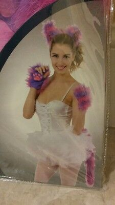 Cheshire Cat Costume Kit with free shipping