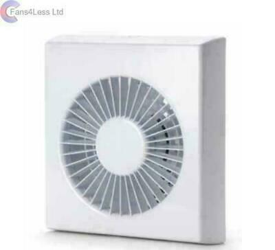 "SDF150 Silavent/Domus Timer Standard Humid 6"" 150mm Kitchen Utility Extract Fan"