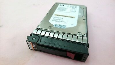 10 X Hp 466277-001 400Gb 10K Fibre Channel Hard Drive Aj711A
