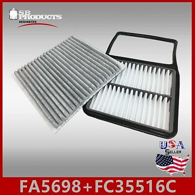 AF5698 PREMIUM ENGINE AIR FILTER for TOYOTA PRIUS 2004-09 CA10159 AF3983 49116