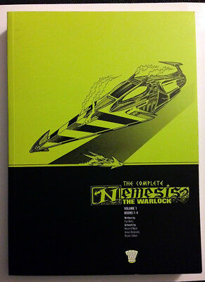 The complete Nemesis the Warlock Volume 1 NM 2000AD