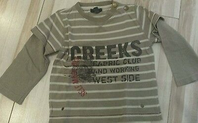 t-shirt CREEKS 2ans