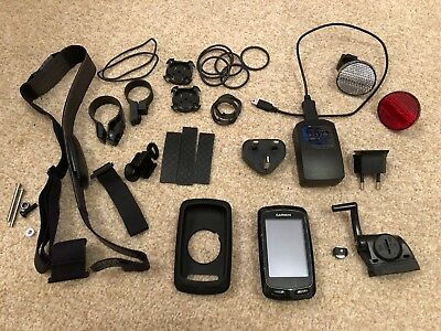 Garmin Edge 800 Touchscreen GPS Bike Performance Pack with HRM & Cadence Sensor