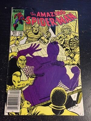 Amazing Spider-Man#247 Awesome Condition 5.0(1983) Thunderball App!!