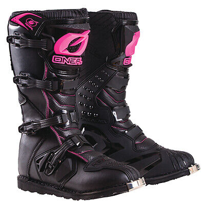 O'Neal 2018 Youth Riders Boot Pink Size 4