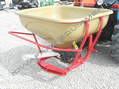Pendulum Spreader,Grass Seeder,Fertilizer Spreader,Warm Season Grasses:11Bu,BMC