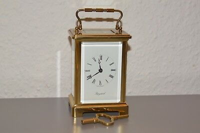 Duverdrey & Bloquel - Bayard Corniche case 8 days Carriage clock. Made in France