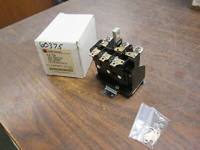 Cutler-Hammer Overload Relay AA13A Size 1 3P New Surplus