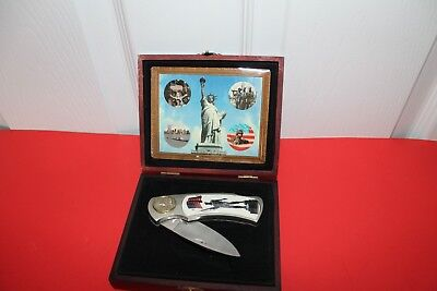 Collectible Knife. A Salute To Viet Nam Veterans