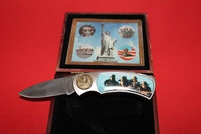 Collector's Knife, Salute To Veterans