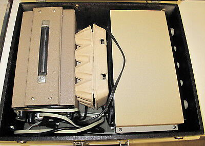 HEATHKIT IG-28 Color Bar & Dot generator, IO-1128 Vectorscope & Case